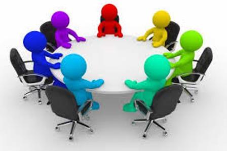 Round table meeting png - Pit Kinderopvang Amp Onderwijs